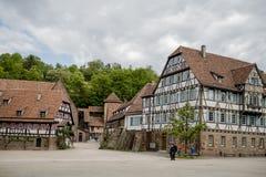 Klooster in Maulbronn in 03 Juni 2014 Royalty-vrije Stock Foto