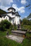 Klooster Moraca Stock Afbeeldingen