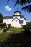 Klooster Moraca Royalty-vrije Stock Afbeeldingen