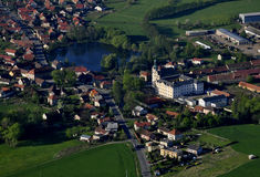 Klooster Oboriste. Royalty-vrije Stock Afbeeldingen