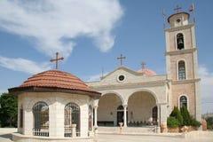 Klooster op Gebied Sheperd stock fotografie