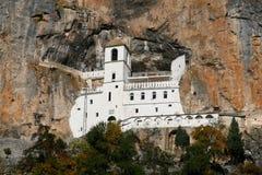 Klooster Ostrog Royalty-vrije Stock Fotografie