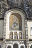 Klooster Ostrog Stock Afbeeldingen