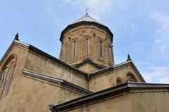 Klooster Samtavro, Mtskheta Georgië stock foto