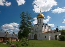 Klooster savvino-Storozhevsky Stock Afbeelding