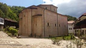 Klooster St Mary Mother van God - Precista Stock Fotografie