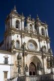 Klooster van Alcobaca royalty-vrije stock foto