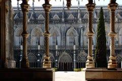 Klooster van Batalha Royalty-vrije Stock Foto's