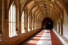 Klooster van Bebenhausen stock afbeelding