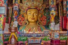 Klooster van beeld het perfecte Leh stock foto's