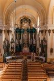 Klooster van Buchach het middeleeuwse Basilian in de West-Oekraïne, Ternopil Stock Foto's