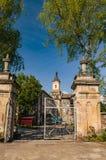 Klooster van Buchach het middeleeuwse Basilian in de West-Oekraïne, Ternopil Stock Fotografie
