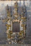 Klooster van Christus, Portugees Historisch Klooster en Kasteel van 1520 royalty-vrije stock foto