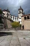 Klooster van de Kerk van Saogoncalo Stock Foto