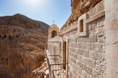 Klooster van de Verleiding stock afbeeldingen