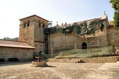 Klooster van Freixo DE Baixo Stock Fotografie