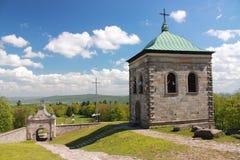 Klooster van het Heilige Kruis Stock Afbeelding