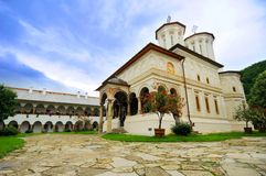 Klooster van Horezu Royalty-vrije Stock Foto