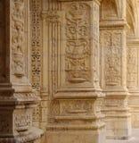 Klooster van jeronimos royalty-vrije stock afbeeldingen