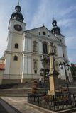 Klooster van Kalwaria Zebrzydowska, en de Unesco-wereld heritag royalty-vrije stock fotografie