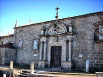 Klooster van Nossa Senhora DA Purificacao Stock Fotografie