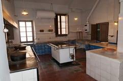 Klooster van Pedralbes Barcelona - Spanje Stock Foto's