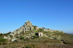 Klooster van Peninha Royalty-vrije Stock Foto