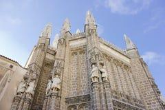 Klooster van San Juan DE los Reyes Royalty-vrije Stock Foto