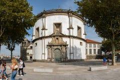 Klooster van Serra do Pilar royalty-vrije stock afbeeldingen