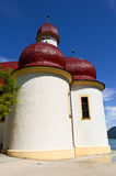 Klooster van St.Bartholomä Royalty-vrije Stock Foto's