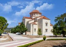 Klooster van St. Gerasimos Royalty-vrije Stock Foto's