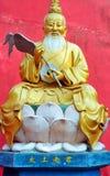 Klooster van Tienduizend Buddhas Royalty-vrije Stock Foto's
