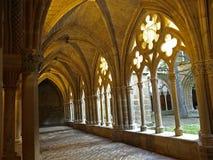 Klooster van veruela Royalty-vrije Stock Foto