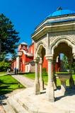Klooster Zica Stock Foto's