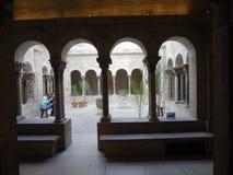 Kloostersmuseum en Tuin 267 Royalty-vrije Stock Foto