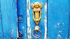 Klopfen auf Heaven& x27; s-Tür lizenzfreies stockfoto