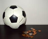 Klopfen in Einsparungen Lizenzfreie Stockfotografie