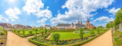 Kloster塞利根斯塔特 库存图片