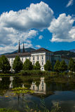 Kloster Österreichs Admont Stockfotografie