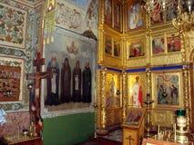 Kloster lizenzfreie stockbilder