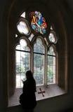 Kloster Stockbild