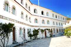 kloster 9 Royaltyfri Foto