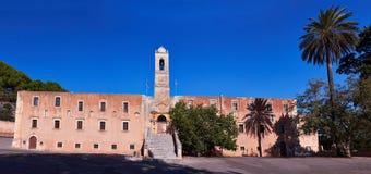 Kloster Agia Triada 图库摄影