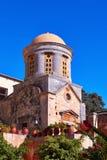 Kloster Agia Triada Fotografia Royalty Free