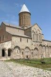 Kloster Alawerdi, Kakheti, Georgia, Europa Royaltyfria Bilder
