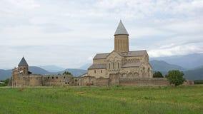 Kloster Alawerdi, Kakheti, Georgia, Europa Arkivfoto