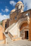 Kloster av Agia Triada Tsangarolon Royaltyfri Fotografi