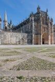 Kloster av Batalha Royaltyfri Fotografi