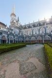 Kloster av Batalha royaltyfria foton