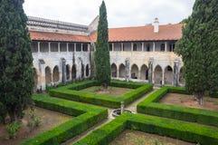 Kloster av Batalha Arkivbilder